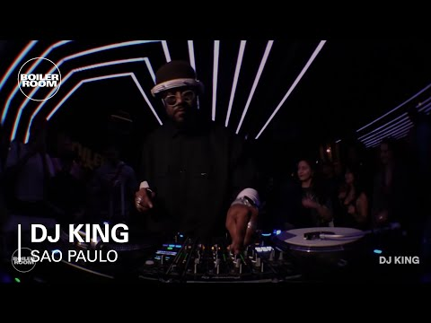 DJ KING Boiler Room Sao Paulo DJ Set