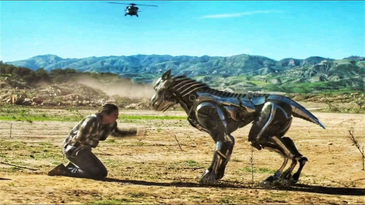 Download A.X.L (2018) Film Explained in Hindi/Urdu | AXL Robotic Dog Story Summarized हिन्दी
