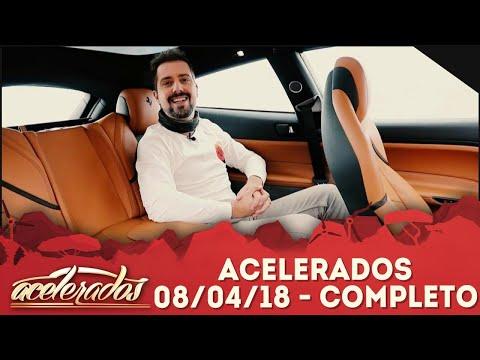 Acelerados (08/04/18) | Completo