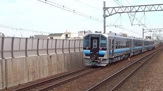 JR東日本 GV-E400系電気式気動車 秋田車 甲種輸送 JR貨物 DE10-1561号機牽引