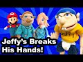 SML Movie: Jeffy Breaks His Hands