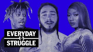 Post Malone Claps Back, Megan Thee Stallion Next Up? 'Sicko Mode' Makes History | Everyday Struggle