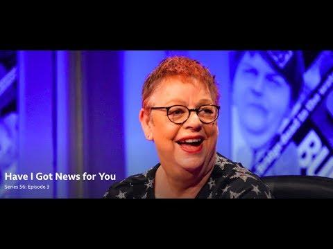 Have I Got News For You S56 E3. Jo Brand, Grace Dent, Kiri Pritchard-McLean