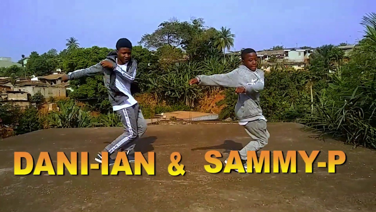 CHRIS BROWN -WOBBLE UP CHOREOGRAPHY BY DANI-IAN AND SAMMY-P