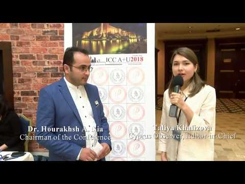 Architecture and Urbanism: International Conference of Contemporary Affairs