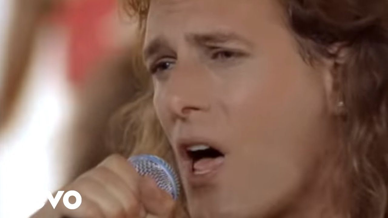 Michael Bolton - How Can We Be Lovers (Official Video)