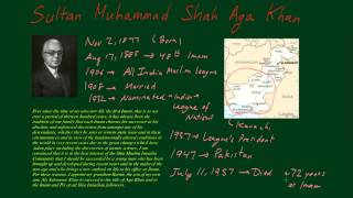 Sultan Muhammad Shah Aga Khan Brief Biography