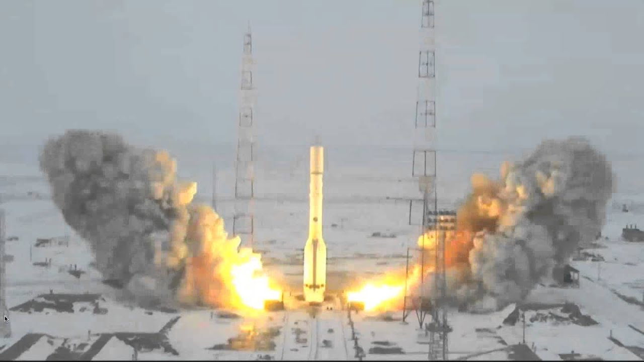 Really Rocket Science » satellite today
