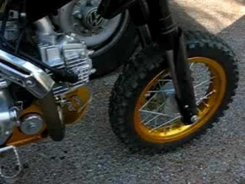 dirt bike 110 a vendre youtube. Black Bedroom Furniture Sets. Home Design Ideas