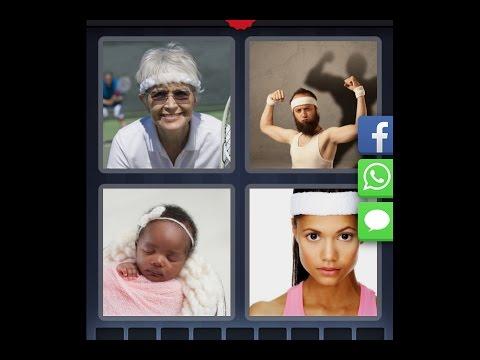 4 Bilder 1 Wort - Level 2698 [HD] (iphone, Android, iOS)