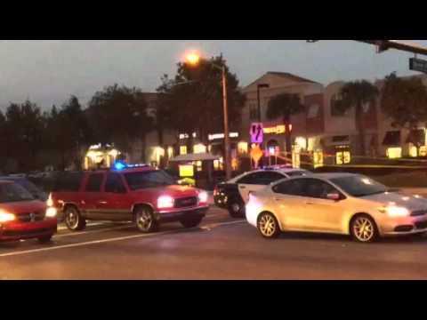 Boynton Beach Police On Scene of a Motorcycle Fatality