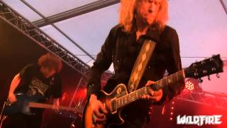 Diamond Head - Am I Evil? (Live at Wildfire 2015)