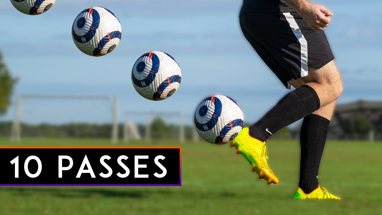 Download 10 CREATIVE Ways to PASS the Ball