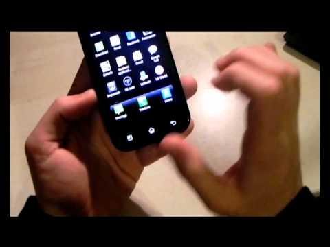 LG Optimus Sol videoreview da Hitechworldita.net