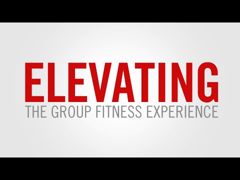 Elevating the Group Fitness Experience