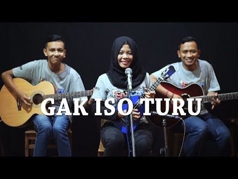 BAYU SKAK WTB - GAK ISO TURU Cover by Ferachocolatos ft. Gilang & Bala