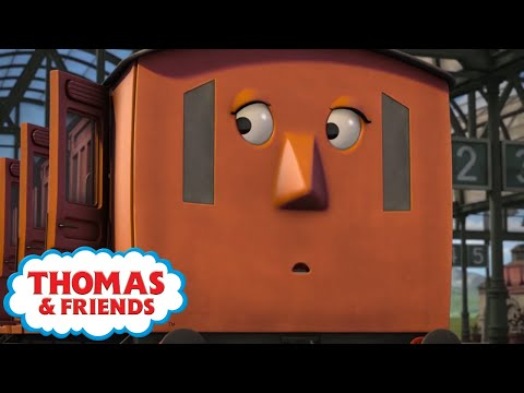 Annie's Window Gets Stuck! Thomas & Friends UK 45 Minute Compilation! Cartoons for Children