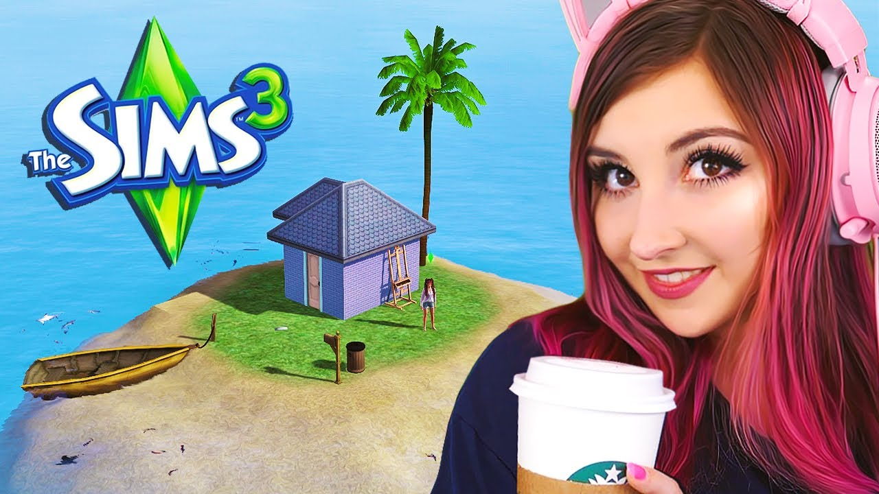 starting the midnight sun challenge in sims 3 (Streamed 6/30/20)