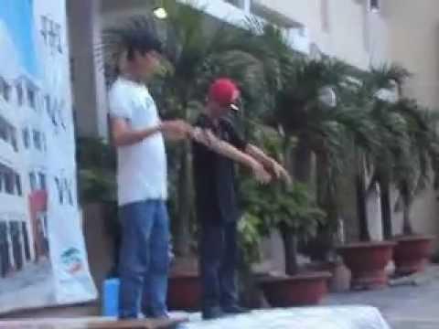 Những bước nhảy hiện đại của học sinh trường THPT Tam Hiệp !!! Xem là khoái 1