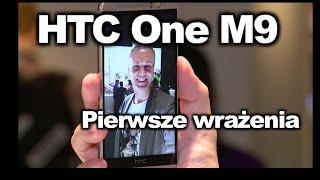 HTC One M9 - MWC 2015 w Barcelonie