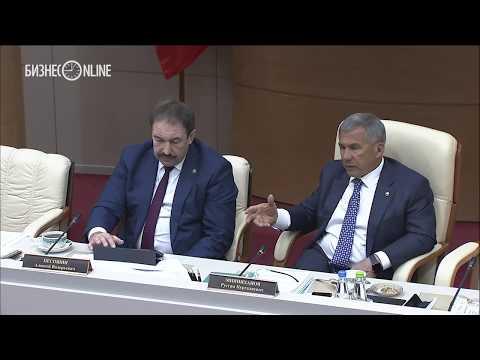 Минниханов: «За 15 тысяч рублей на селе специалисты оставаться не будут!»