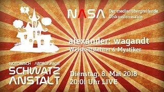 NASA #24 - notorisch abtrünnig! mit alexander: wagandt