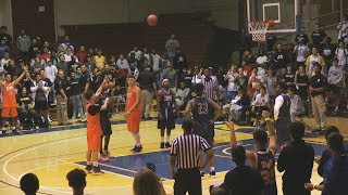 The Most Important Basketball Shot Of My Life....