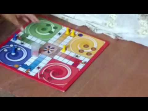 How to play ludo board games