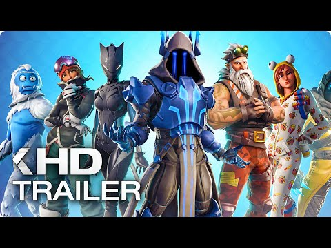 FORTNITE Season 7 Battle Pass Trailer (2018)