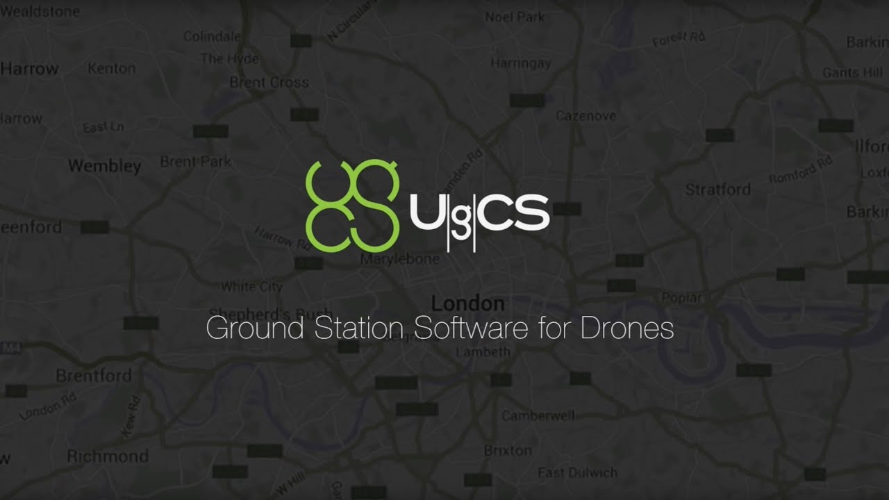 UgCS 2 9 Ground Station Software for Drones