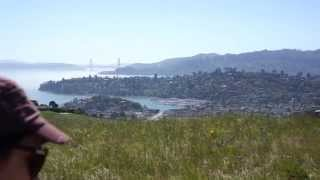 Vignettes: Picnic in Tiburon St. Hilary Nature Preserve & Open Space (off of Lauren