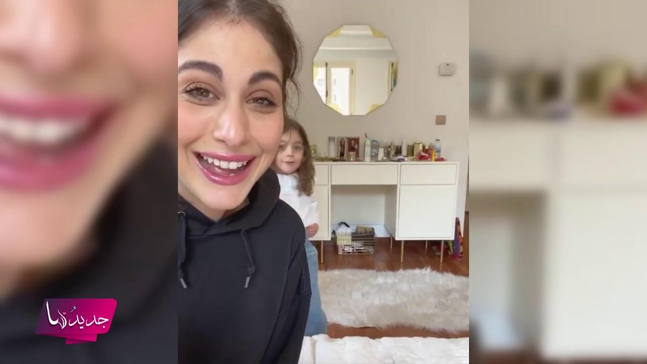 إبنة الفاشينيستا نور عريضة تضعها في موقف محرج والفيديو يحدث ضجة كبيرة Youtube