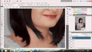 Фотошоп. Как раскрасить фотографию (Photoshop. How to paint a picture)(В этом видео-уроке я покажу, как из черно-белой фотографии сделать цветную, как разукрасить фото с помощью..., 2013-03-15T23:07:25.000Z)
