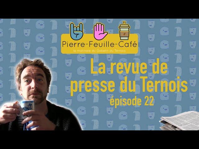 Pierre, feuille, café #22 - La revue de presse du Gobelin