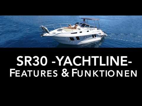 SR30 -Yachtline- Features & Funktionen