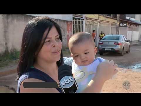 Moradores de Samambaia reclamam do descaso