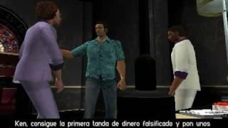 GTA vice city mision final en español