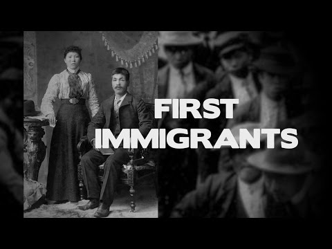 Nikkei Stories - First Immigrants