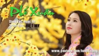 Phố Xuân - Việt My