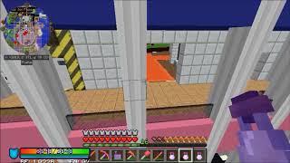 Propreté de la fuze Corp et La Giga Factory - Minecraft Moddé Saison 4 Episode 35