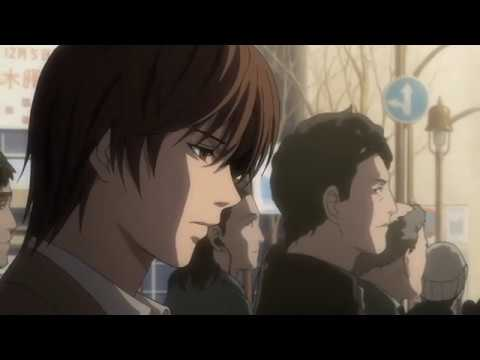 Death Note -Light's thoughts ( jap, eng, rus (old and new))