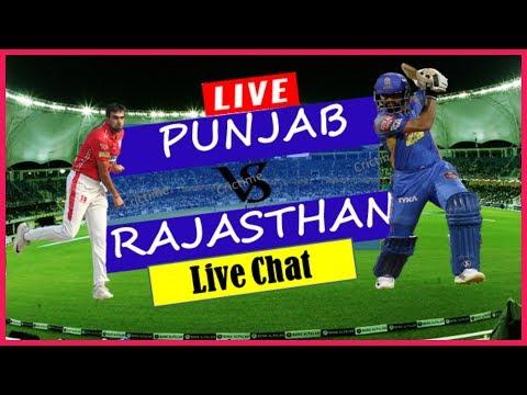 Live: Rajasthan vs Punjab 4th T20 | Live Cricket Match Today | Cricket Live