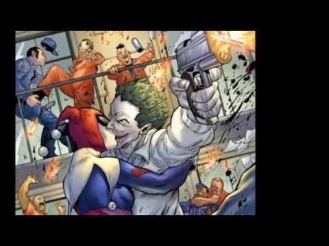 Harley and Joker -- Irresistible