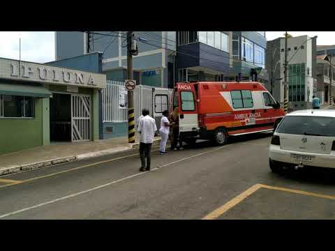 Policial é Socorrido Após Levar Um Tiro No Próprio Pé Em Ipuiúna.