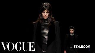 Alexander Wang Fall 2015 Ready-to-Wear - Fashion Show - Style.com