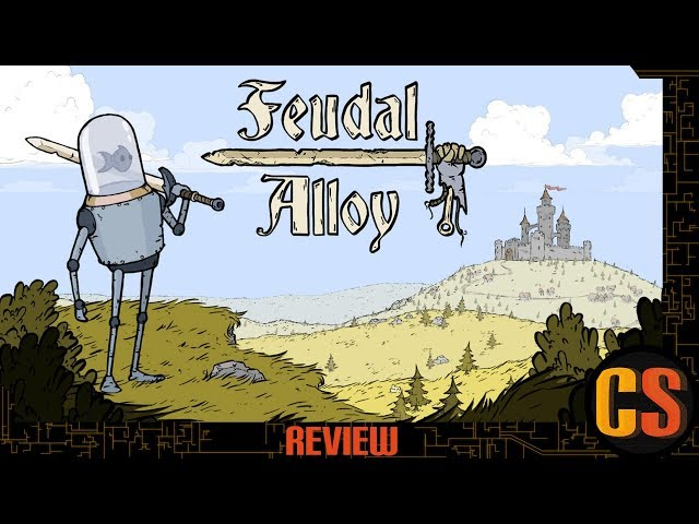 FEUDAL ALLOY - PS4 REVIEW