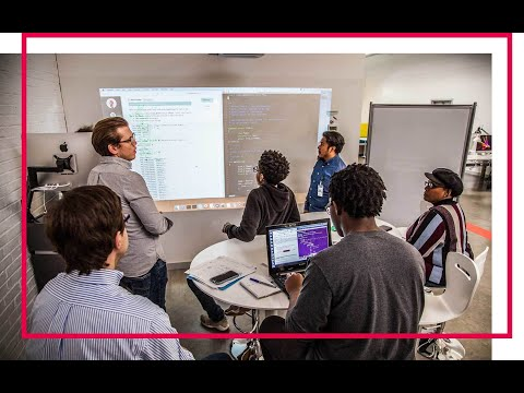 District Innovation & Venture Center supports Holberton School New Haven and wants to bring Milestone C's innovative tech curriculum to 10 Connecticut schools free of charge.