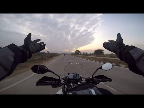 KOLKATA TO VIZAG | Triumph Tiger