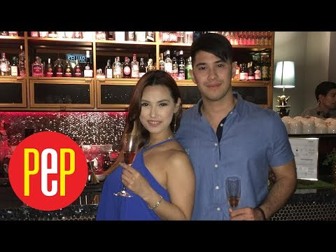 Maria Ozawa On Being Jose Sarasola's Girlfriend | PEP EXCLUSIVE