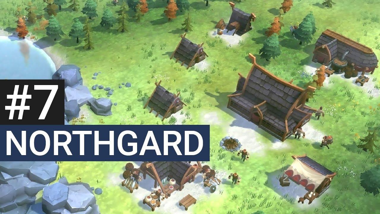 Northgard Deutsch #7 - Northgard Gameplay German